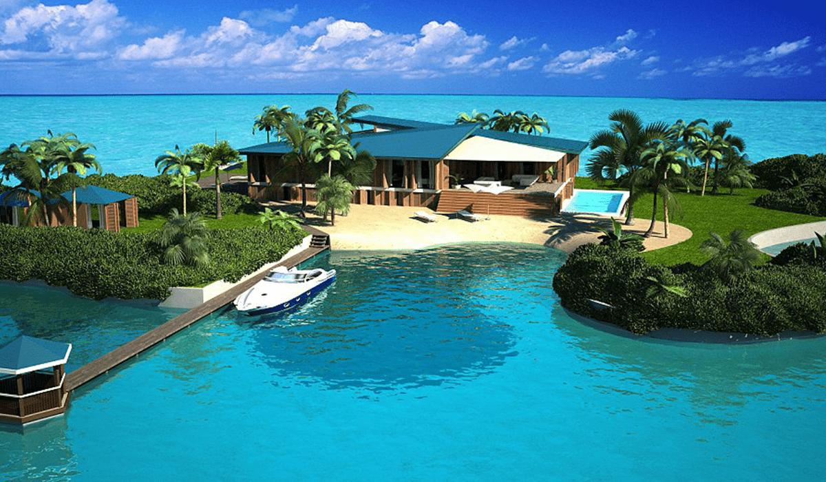 En Colombia también se pueden alquilar islas enteras